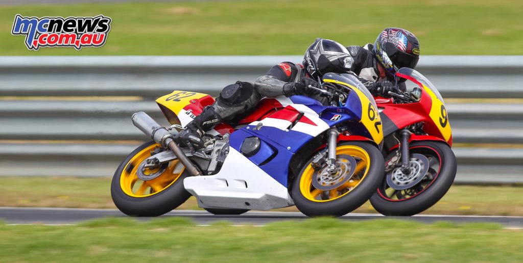 2017 Island Classic - 500cc New Era - Tim Podt, Phillip Burke - Image: Cameron White