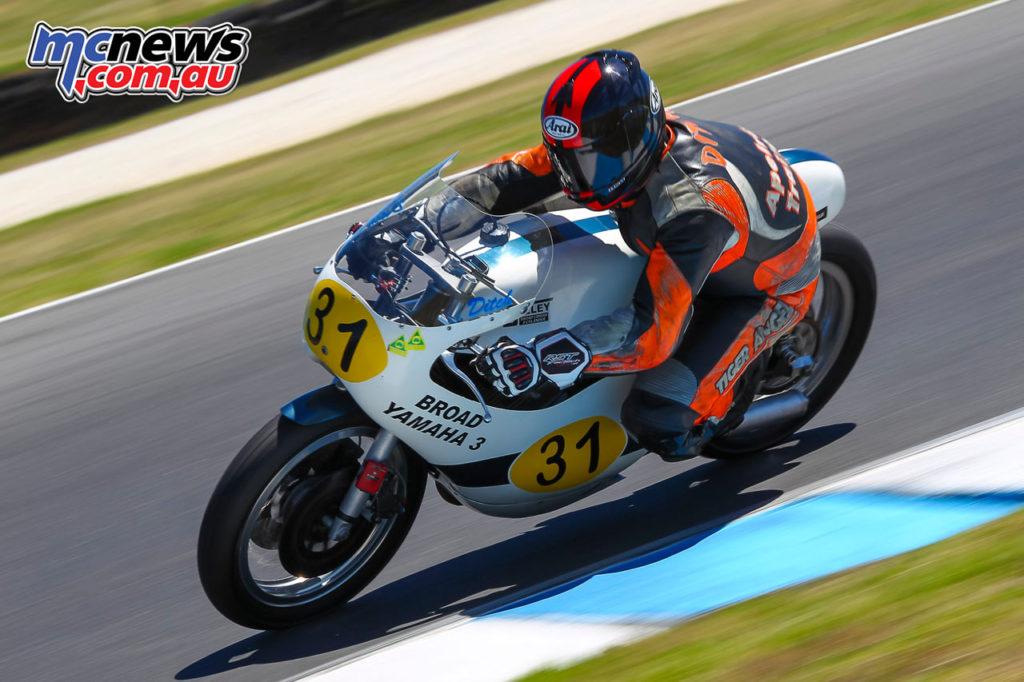 2017 Island Classic - 500cc Post Classic - Craig Ditchburn - Image: Cameron White