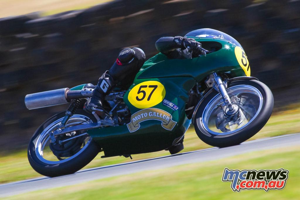 2017 Island Classic - 500cc Post Classic - Levi Day - Image: Cameron White