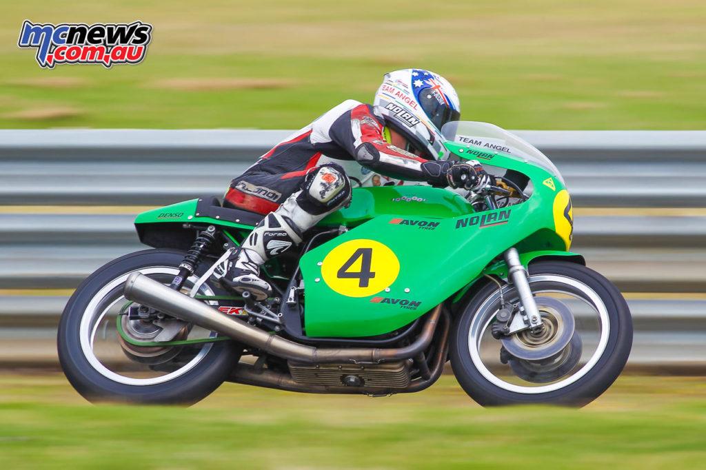 2017 Island Classic - 500cc Post Classic - Tom Bramich - Image: Cameron White