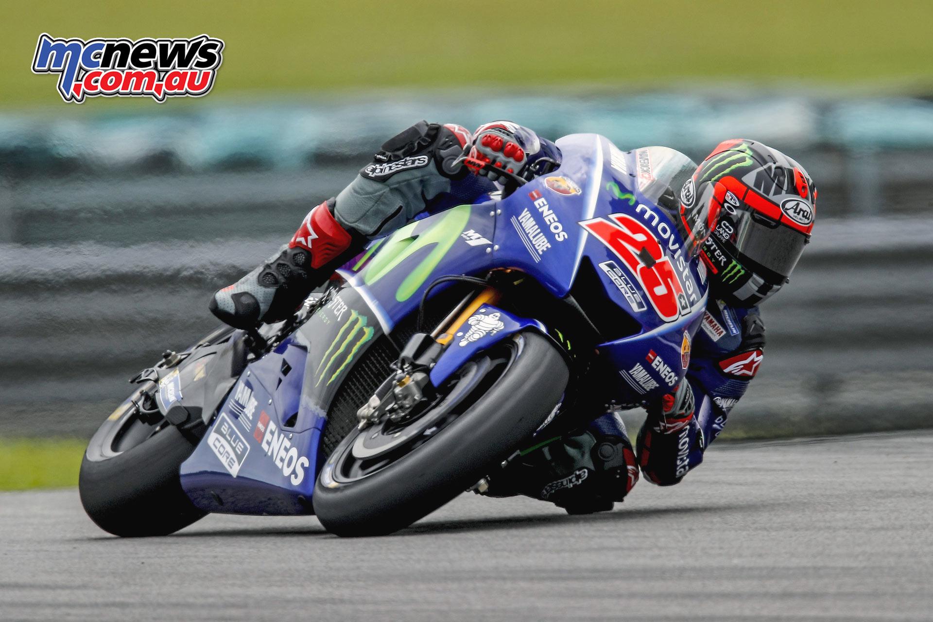 Andrea Iannone leads Sepang MotoGP Test Day Two | MCNews.com.au