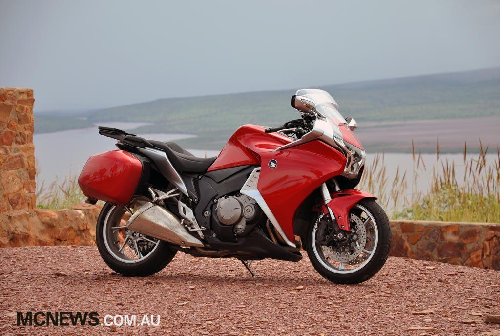 Riding Around Australia - Wyndham Five Rivers Lookout