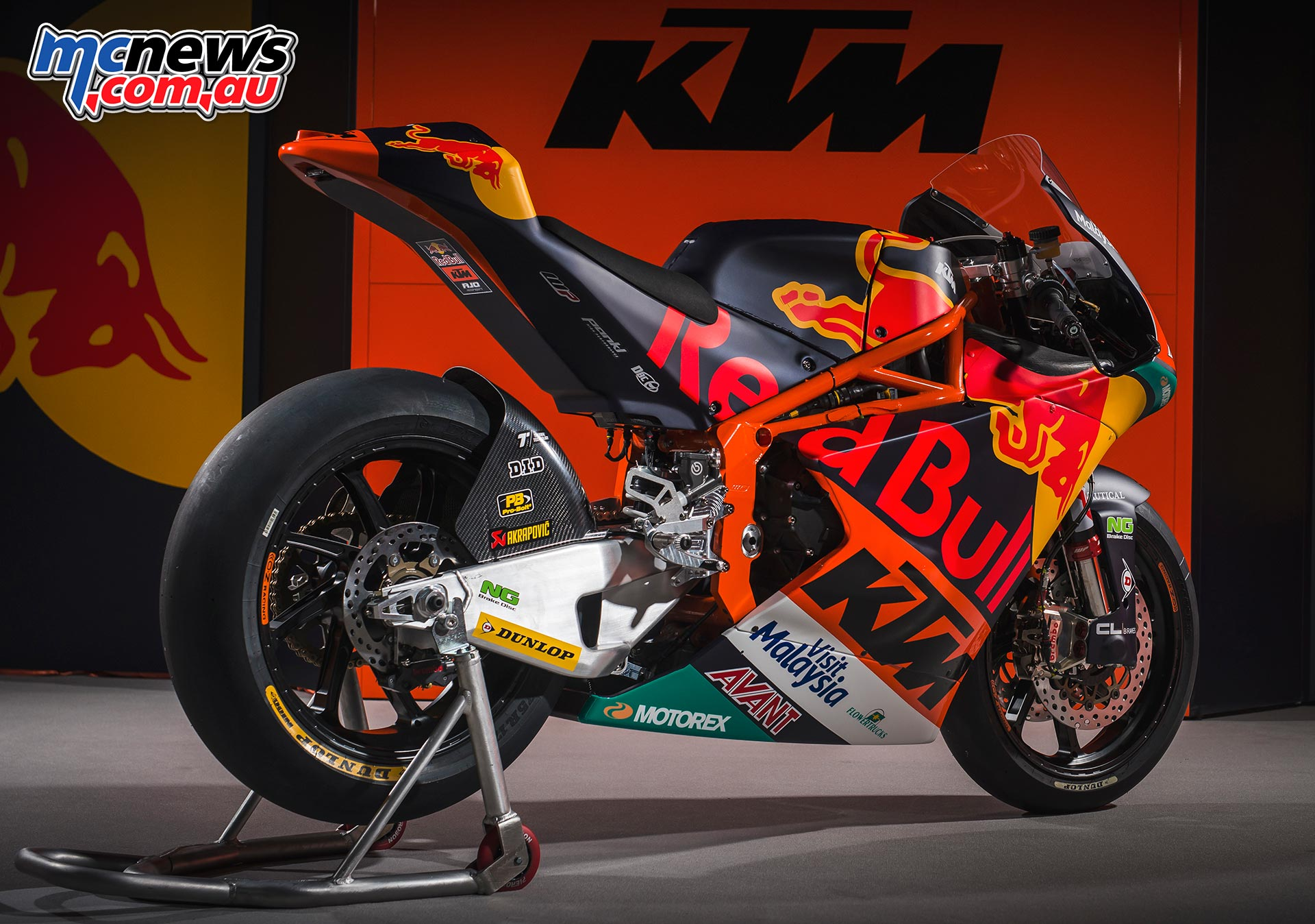 KTM Team Launch MotoGP | Moto2 | Moto3 | MCNews.com.au