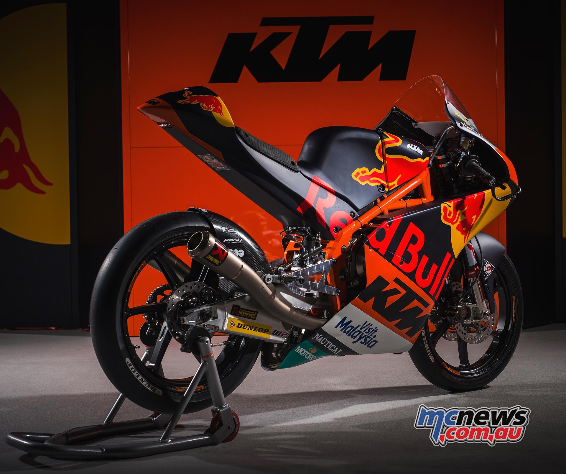KTM Team Launch MotoGP | Moto2 | Moto3 | MCNews.com.au