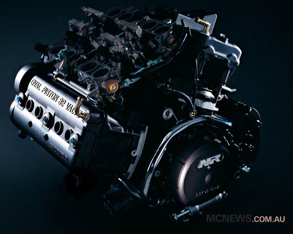 Honda NR750 Engine