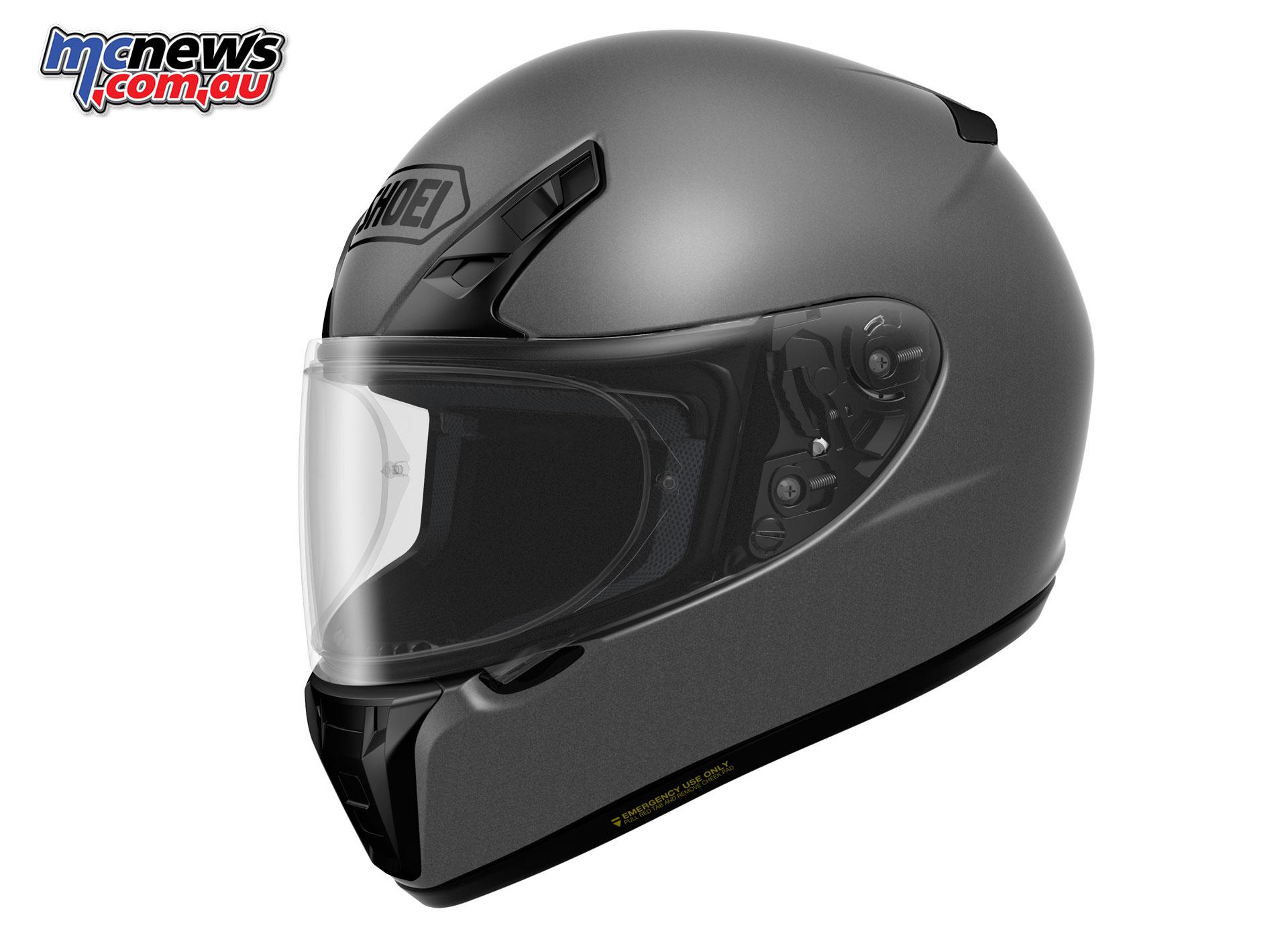 Shoei Unveil All New Ryd Helmet Arriving April Mcnews