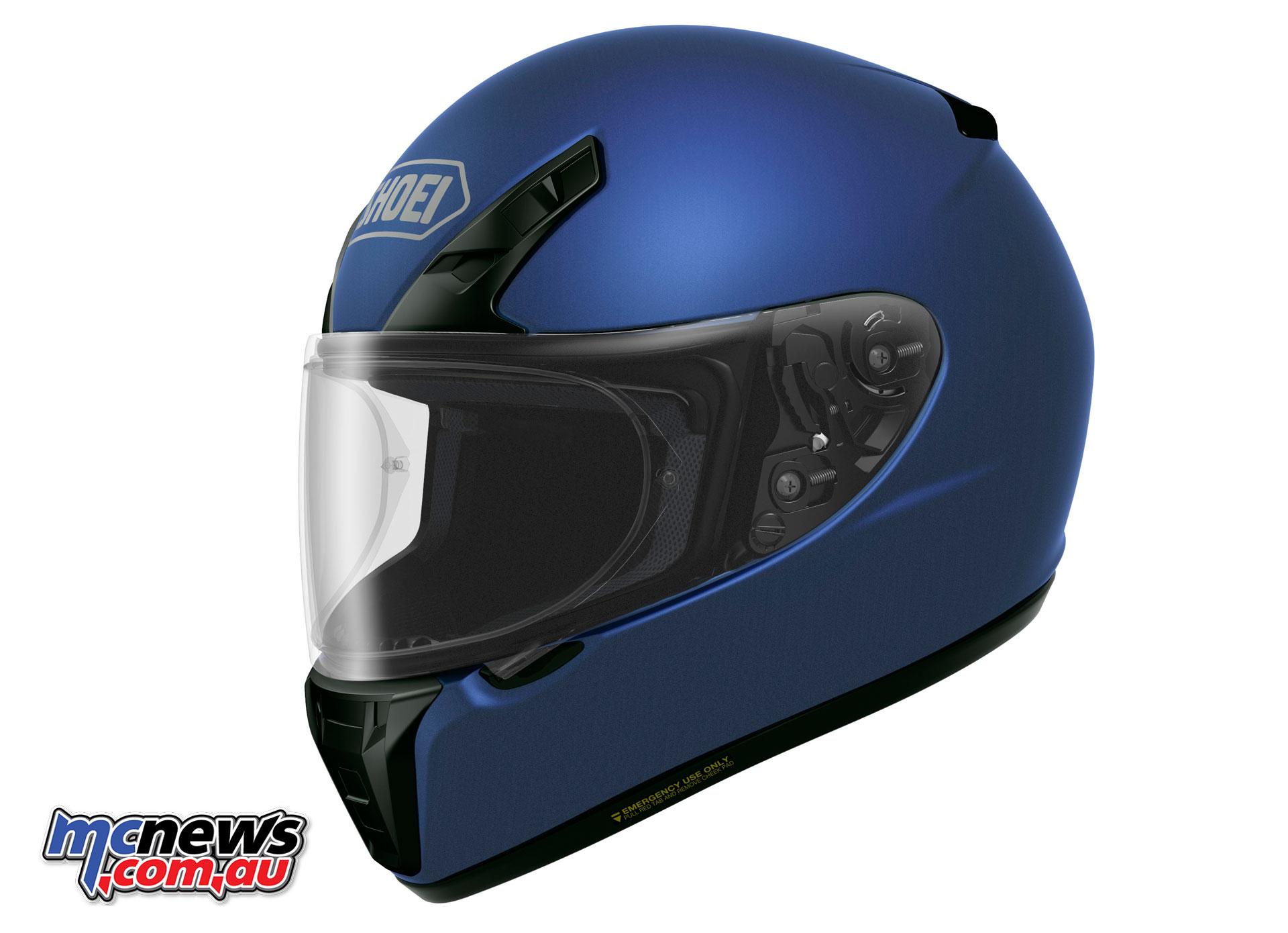 Shoei Mx 2018 >> Shoei unveil all new RYD helmet | Arriving April | MCNews.com.au