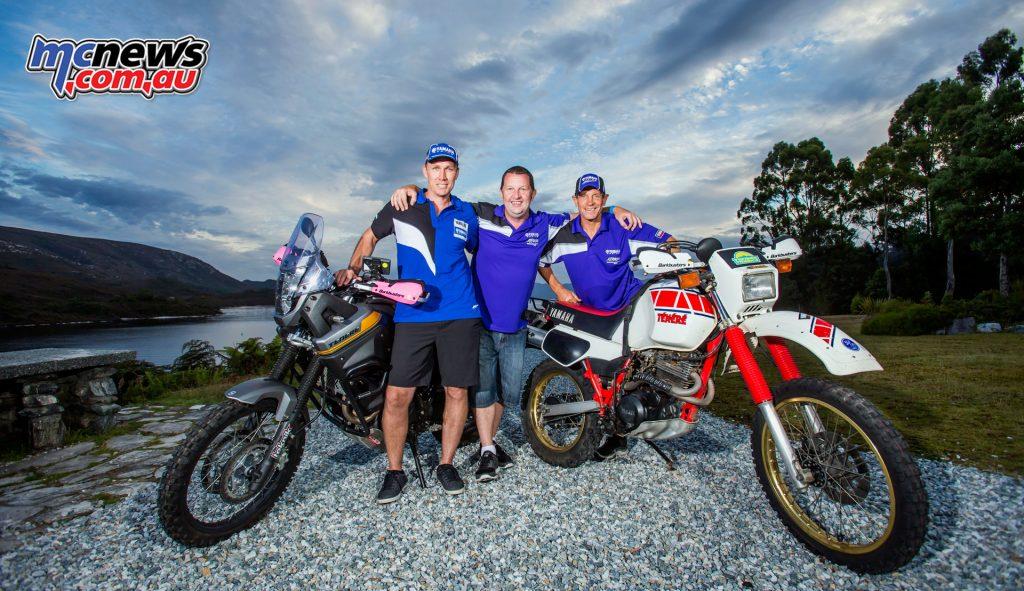 2017 Tenere Tragics Run - Tasmania
