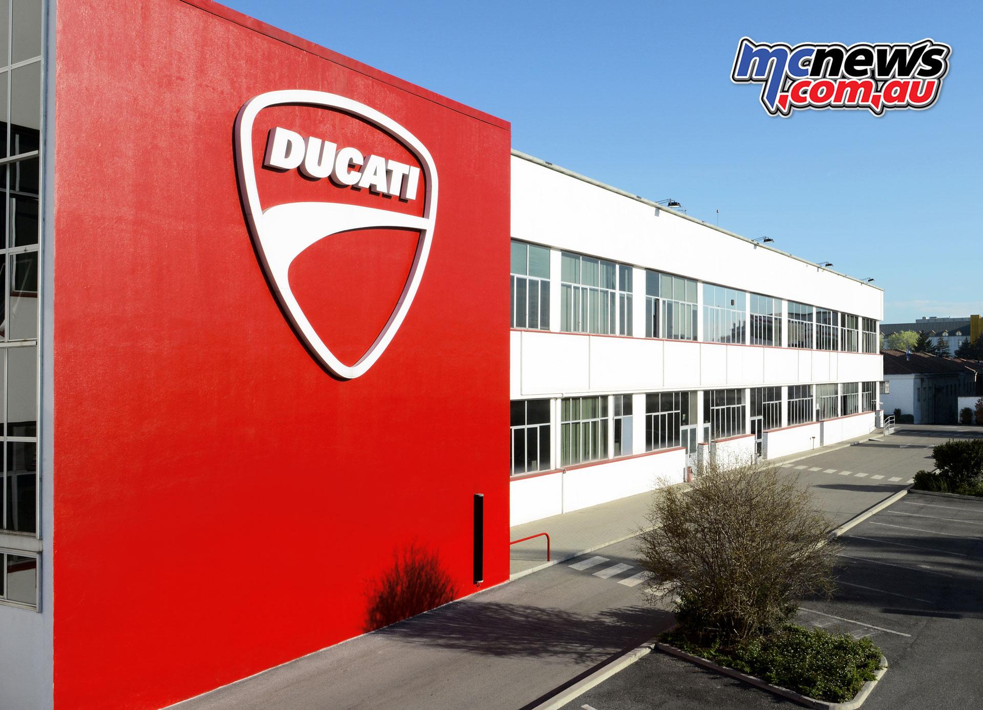 Ducati Motor Holding Factory