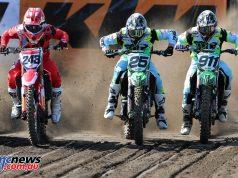 MXGP Race Start