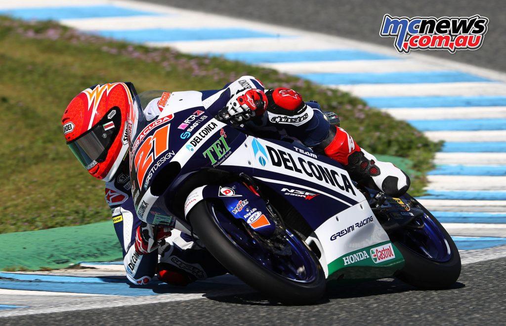 Moto3 Qatar Test - Fabio Di Giannantonio