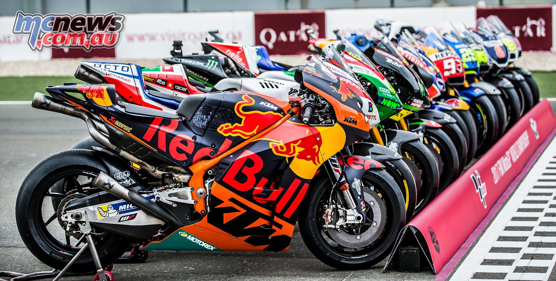 Red Bull KTM happy with MotoGP debut   MCNews.com.au