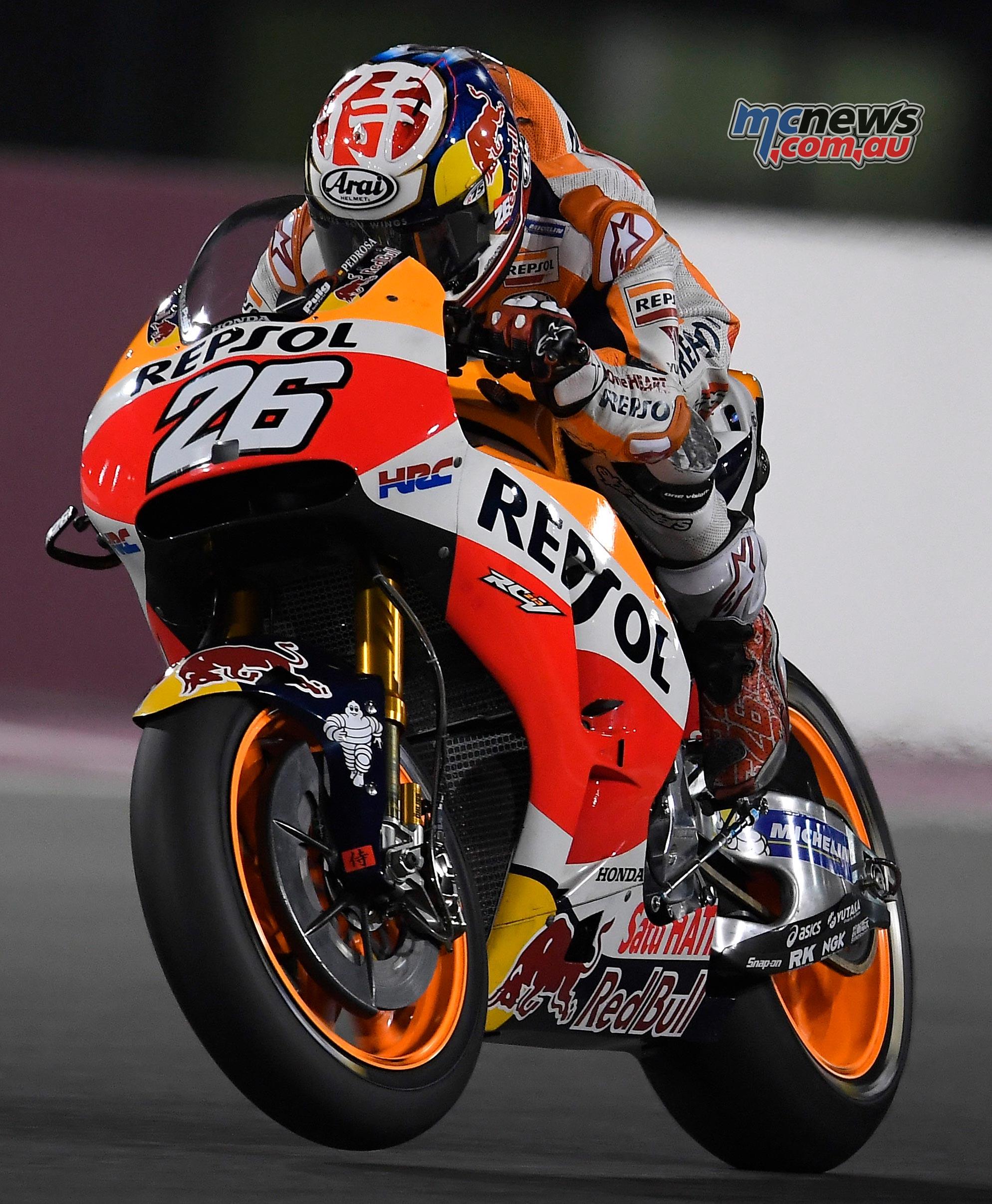 Qatar MotoGP Sunday Race Day Guide | MCNews.com.au