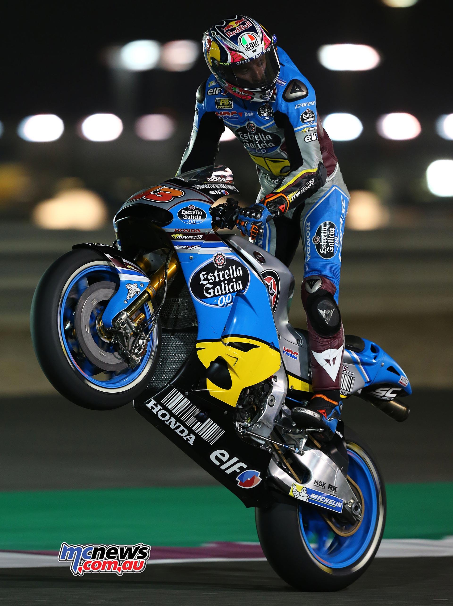 Boris yaks with Jack Miller | Confirms P.I. MotoGP plans ...