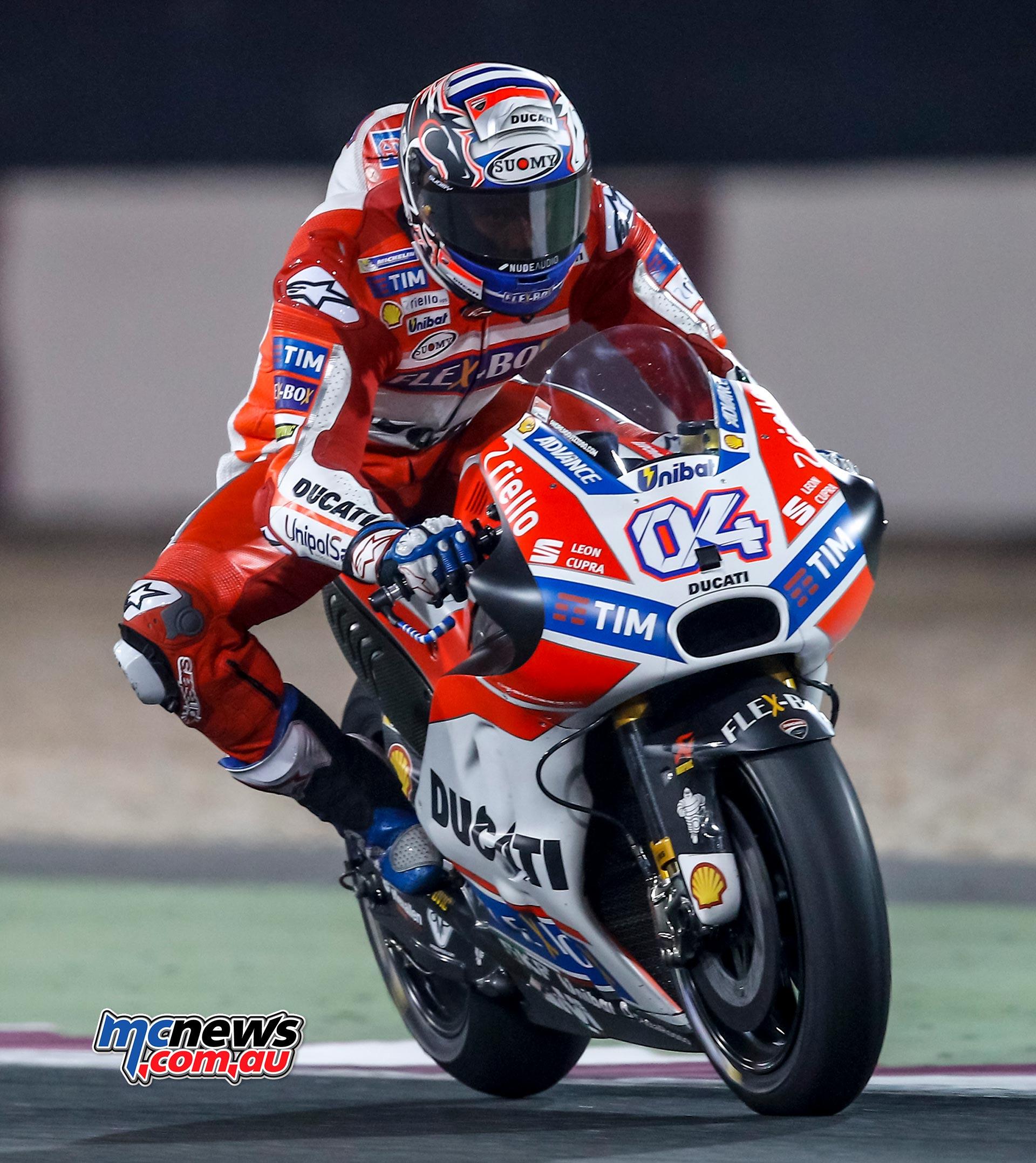 2017 MotoGP season launches in Qatar | MCNews.com.au