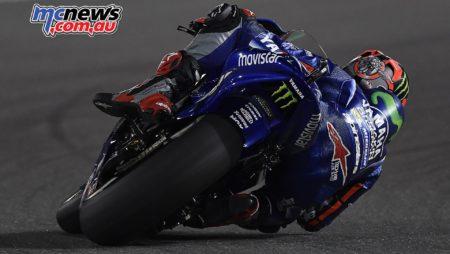 Vinales tops Marquez as MotoGP 2017 gets underway