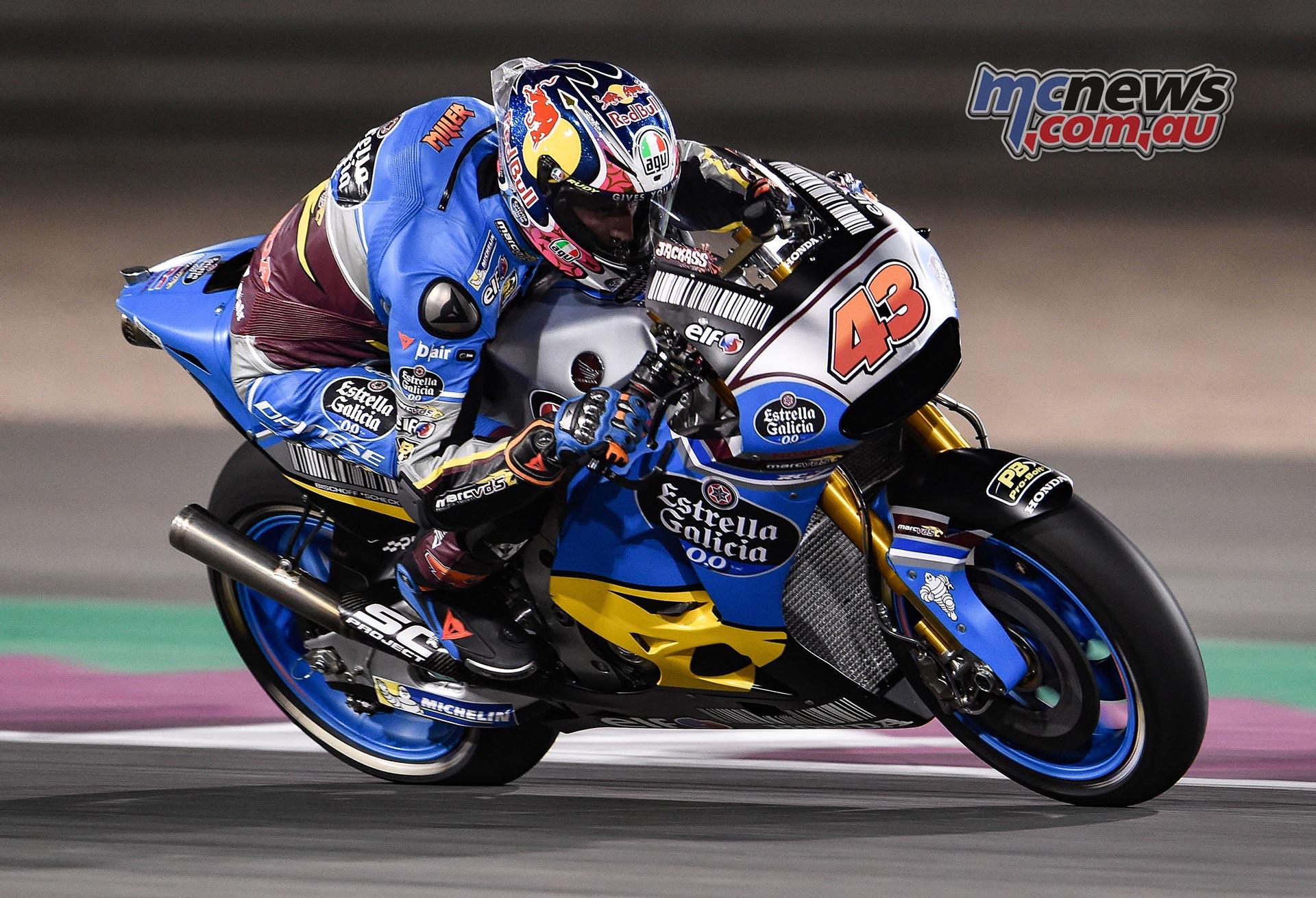 Jack Miller takes 8th in Qatar season opener | MCNews.com.au