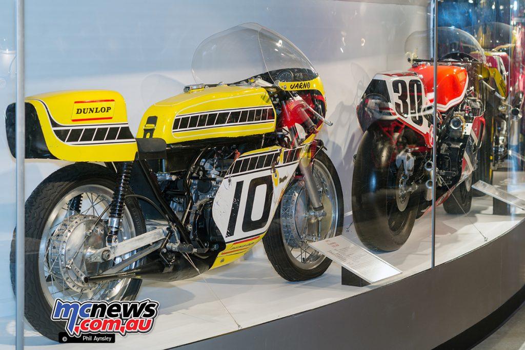 The Barber Vintage Motorsports Museum - Main Racing Hall