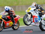 Steve Parish and Jeremy McWilliams