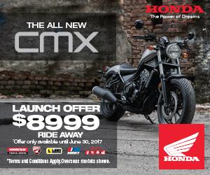 Honda CMX Box