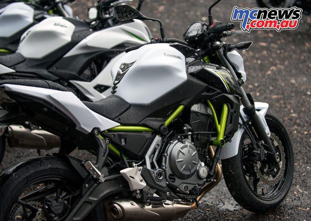 Kawasaki's Z650