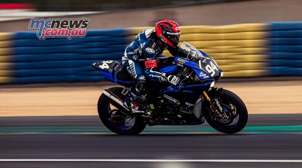 Mike Di Meglio - GMT94 Yamaha Official EWC Team
