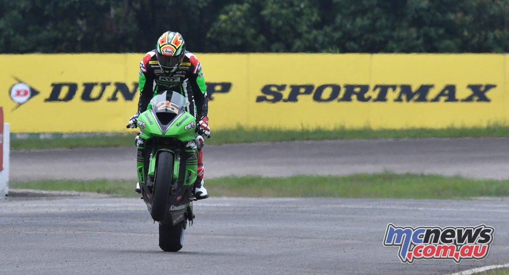 ARRC Supersport 600 - Azlan Shah Kamaruzaman