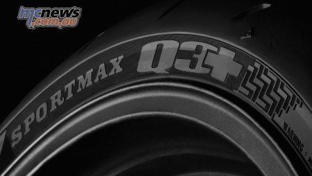 Dunlop Sportmax Q3+ coming this spring