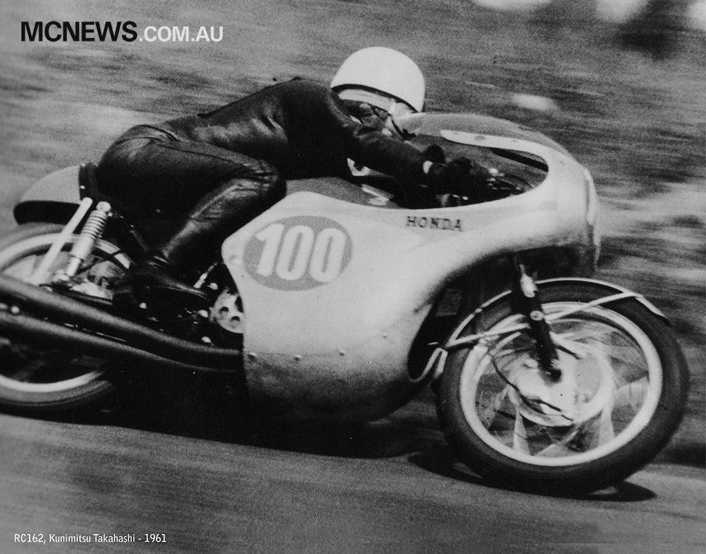 1961 Honda RC162