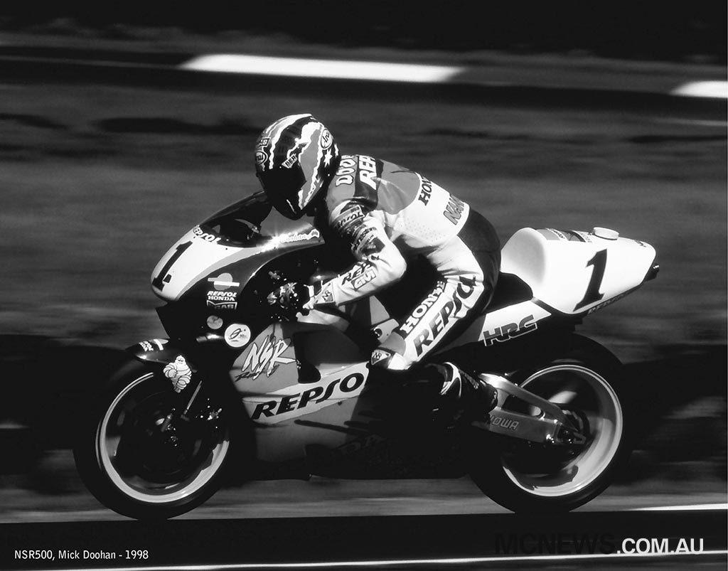 1998 Honda NSR500