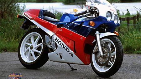 Honda's VFR750R RC30 – A modern classic