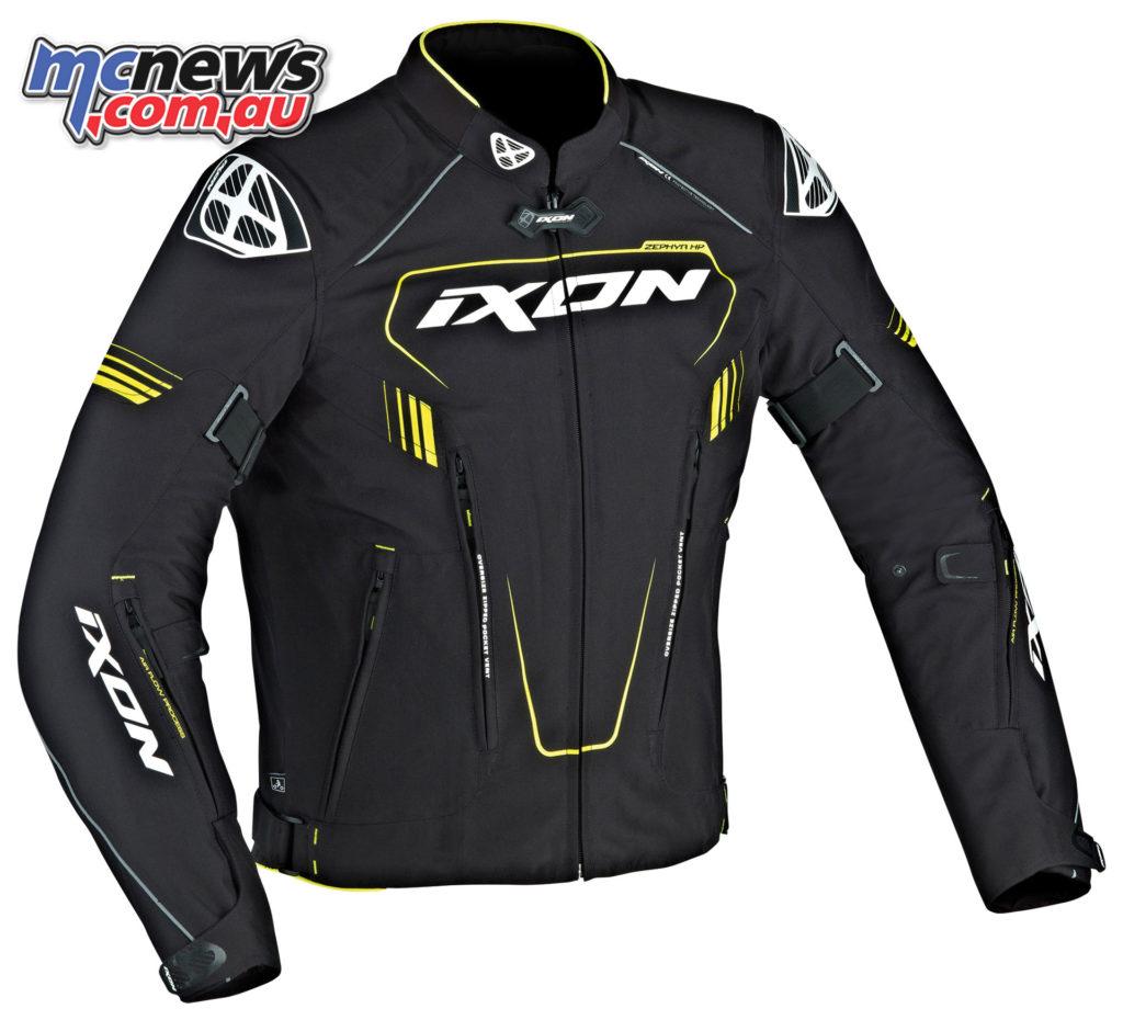 Zephyr HP Textile Motorcycle Jacket