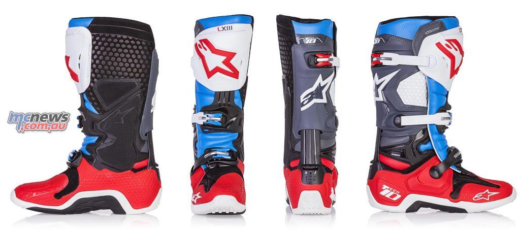 Alpinestars Limited Edition 'Bomber' Tech 10