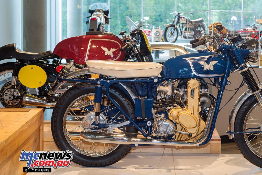 The Barber Vintage Motorsports Museum - 1962 Matchless G-50 CSR