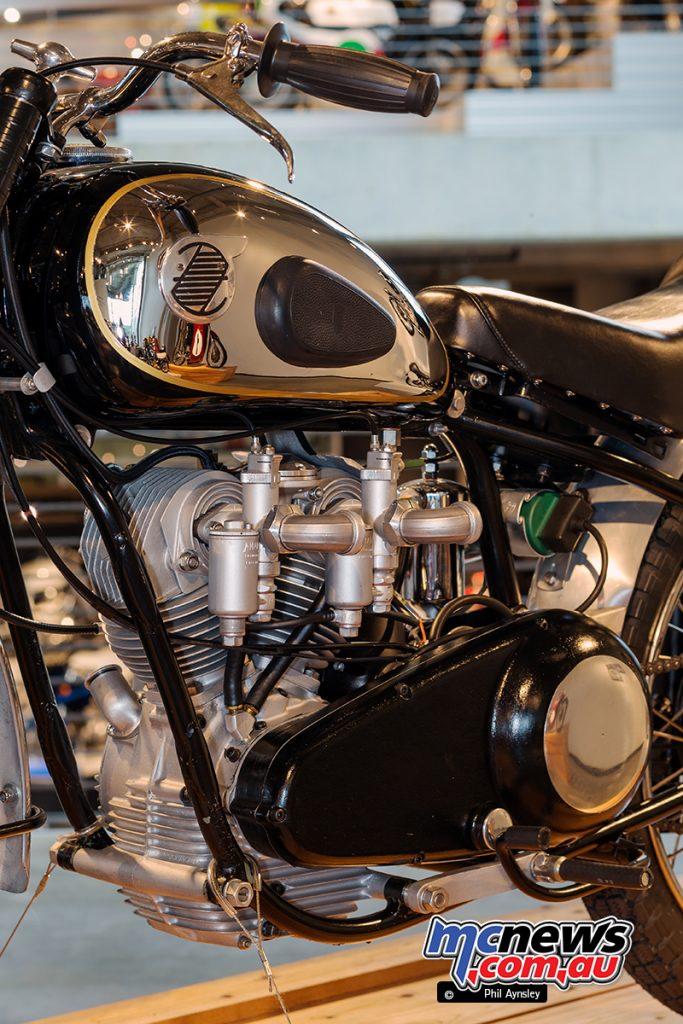 The Barber Vintage Motorsports Museum - 1959 Zimmerman 250