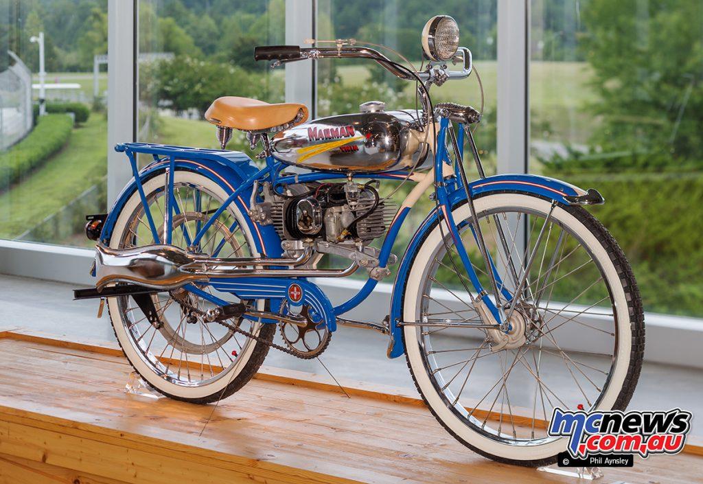 The Barber Vintage Motorsports Museum - 1948 Marman/Scwinn