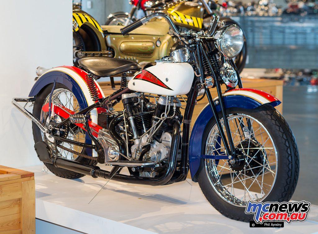 The Barber Vintage Motorsports Museum - 1938 Crocker