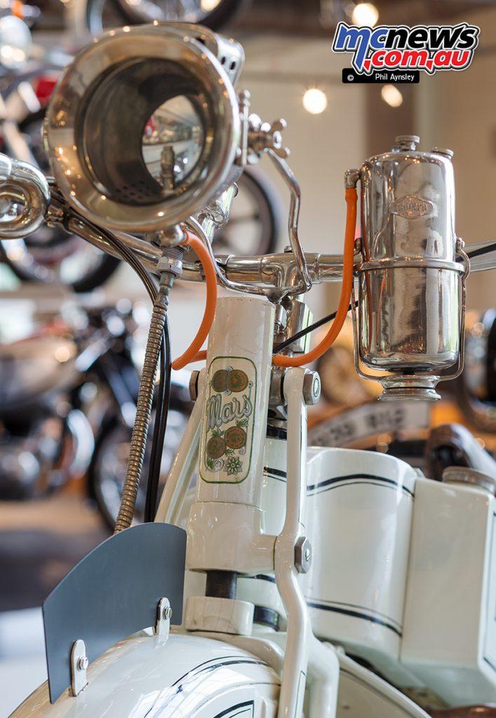 The Barber Vintage Motorsports Museum - Mars A20