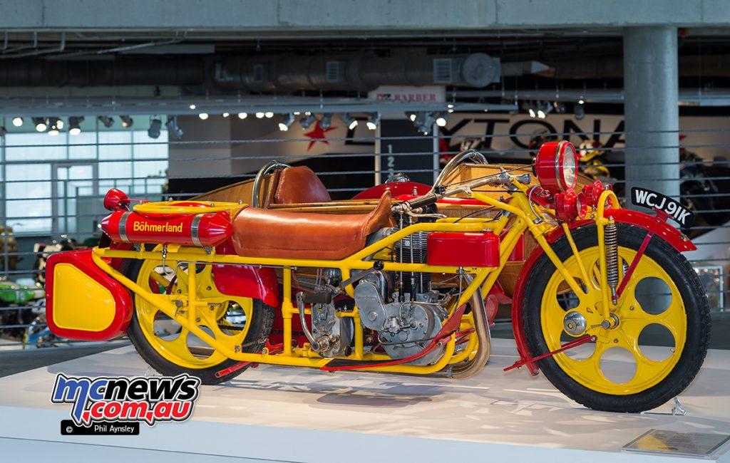 The Barber Vintage Motorsports Museum - Böhmerland