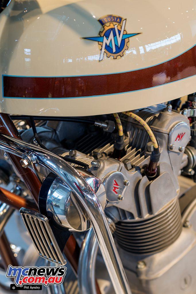 The Barber Vintage Motorsports Museum - MV Agusta 750 GT