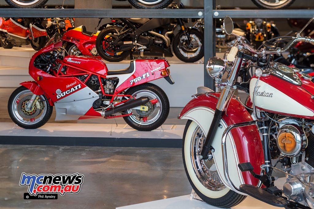 The Barber Vintage Motorsports Museum - Ducati 750 Montjuich