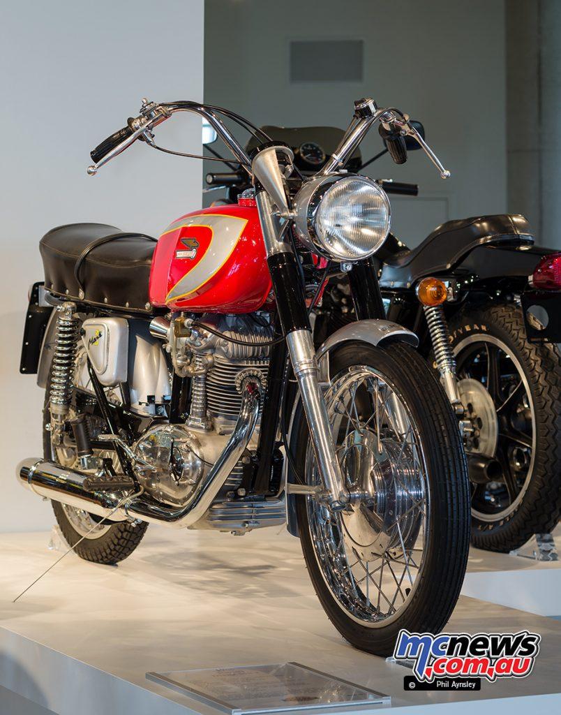 The Barber Vintage Motorsports Museum - Ducati Diana 250 Mk3