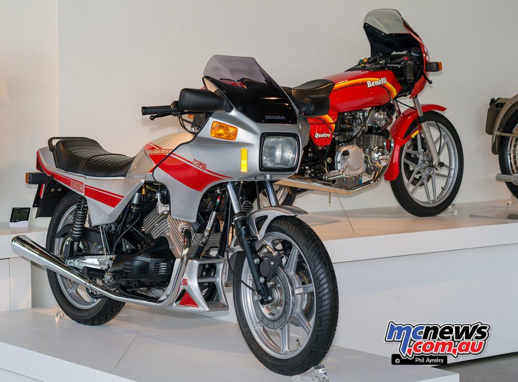 The Barber Vintage Motorsports Museum - Moto Morini 350