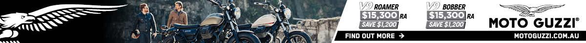 Moto Guzzi Long April 4