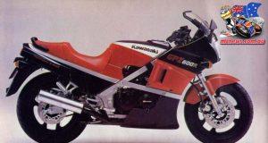 1985 Kawasaki GPz600R