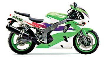 1995 Kawasaki ZX-6R