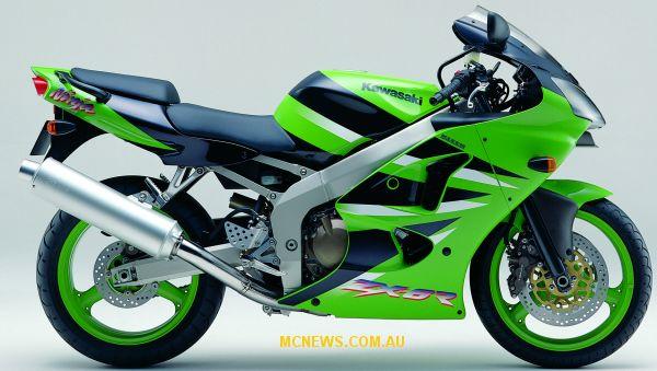 2001 Kawasaki ZX-6R
