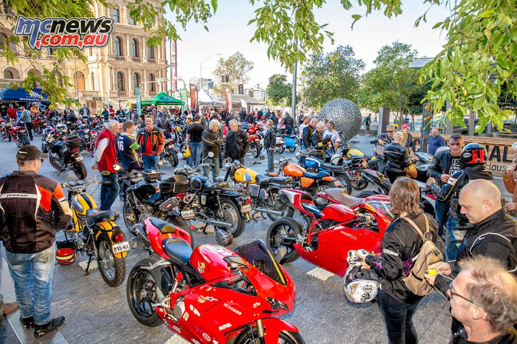 Ducati Owners Club Brisbane