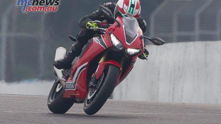 2017 Honda CBR1000RR Fireblade Review