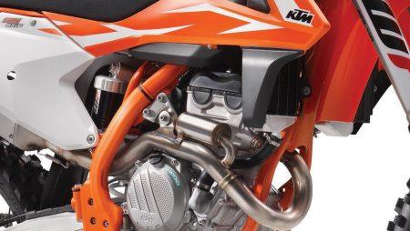 2018 KTM 85SX 125SX 250SX-F 450 SX-F First Details